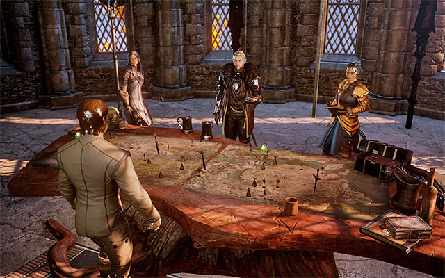 Playing the Part Choice and Meaning in Dragon Age
