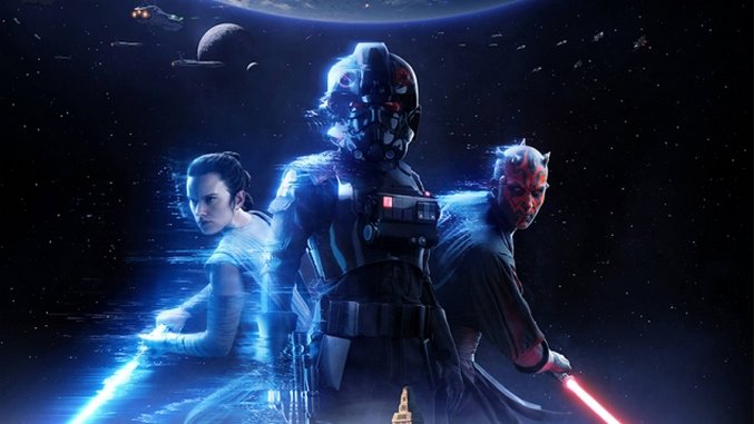 new ea star wars