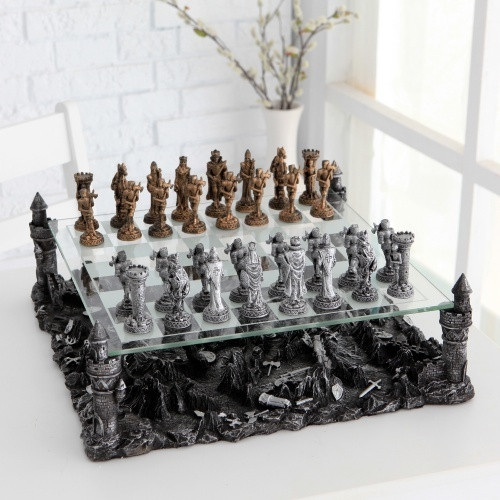 Cool Chess Sets for Nerding Out  Design  Paste