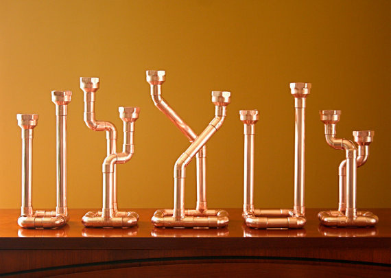 copper pendant light kitchen best hood 30 modern home accessories :: design galleries ...