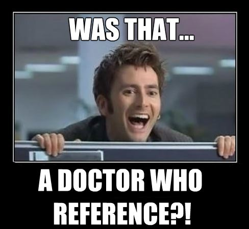 130 Spectacular Doctor Who Memes and GIFs for the