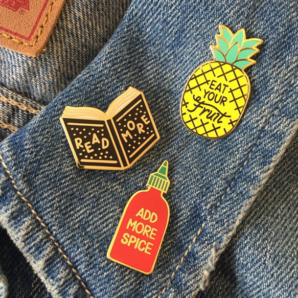 30 Enamel Pins You Need In Your Life Design Paste