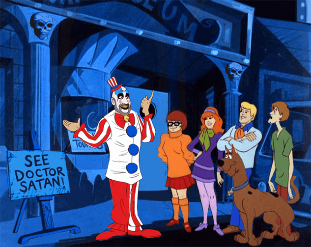 See These Classic Slasher Villains Reimagined As Scooby Doo Foes Comedy Galleries Paste