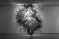 Sculptor Recreates Detailed Photographs with Steel Wire ...