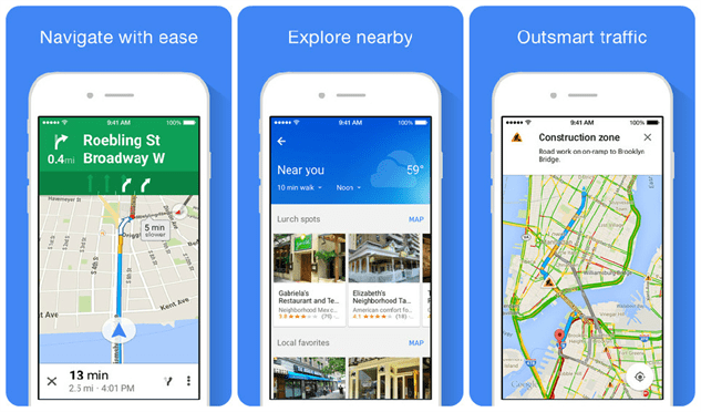 10 essential transportation apps for your iphone tech galleries
