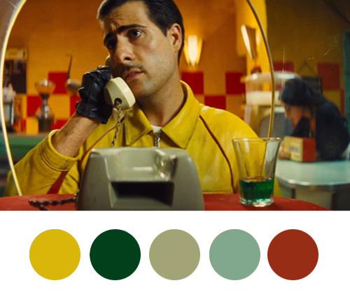 Wes Andersons Taste in Color  Design  Galleries  Paste