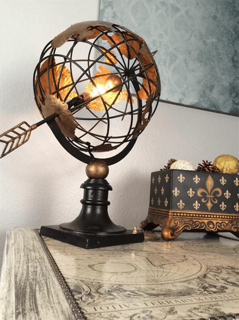 Cartographic Home Décor To Inspire Escape Travel Galleries