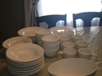 For sale - Pottery Barn dinnerware | Patch