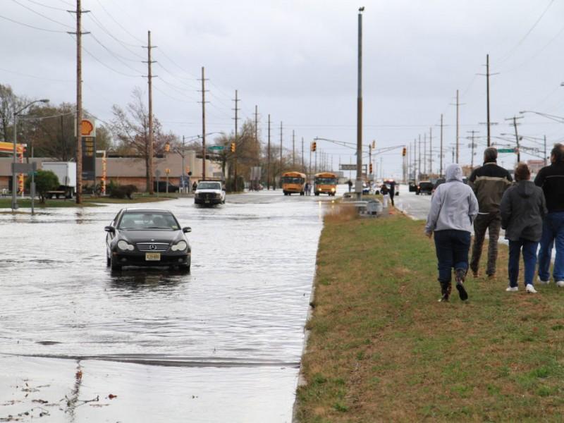 Jersey Hurricane Lakewood Sandy New