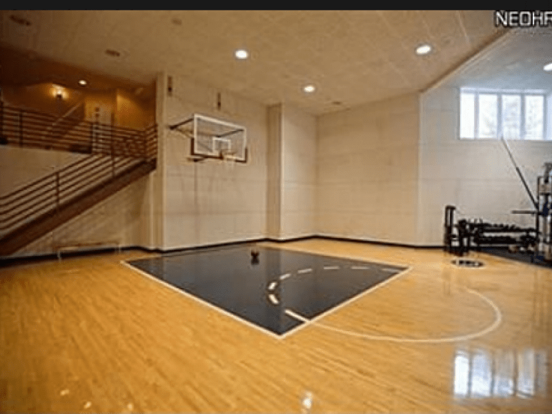 NBAs Calvin Booths Avon Lake Mansion For Sale Includes