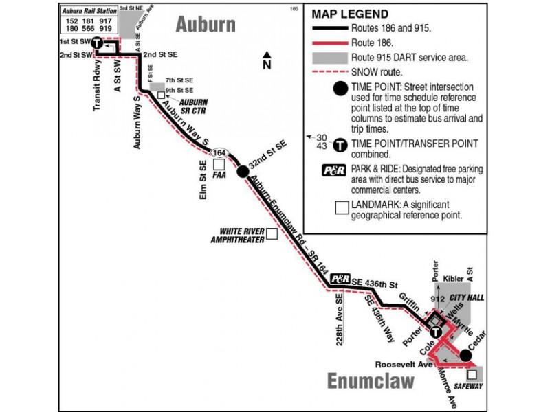 KC Metro Identifies 151 Bus Routes for Elimination