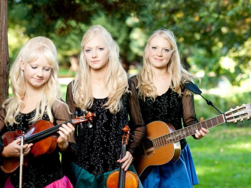 Family Matters Edmonds Gothard Sisters Draw Inspiration