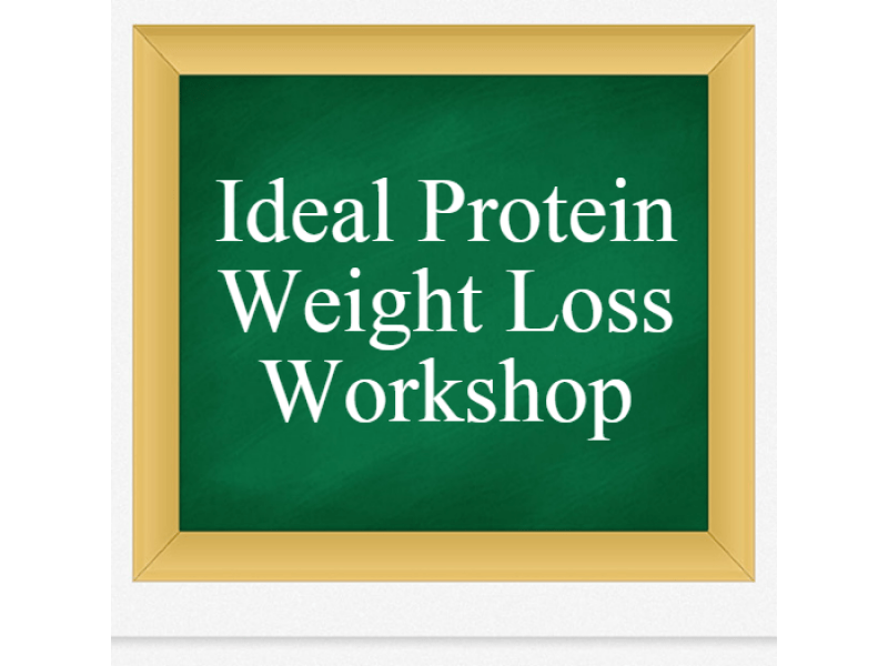 Ideal Protein Weight Loss Workshop  Montclair NJ Patch