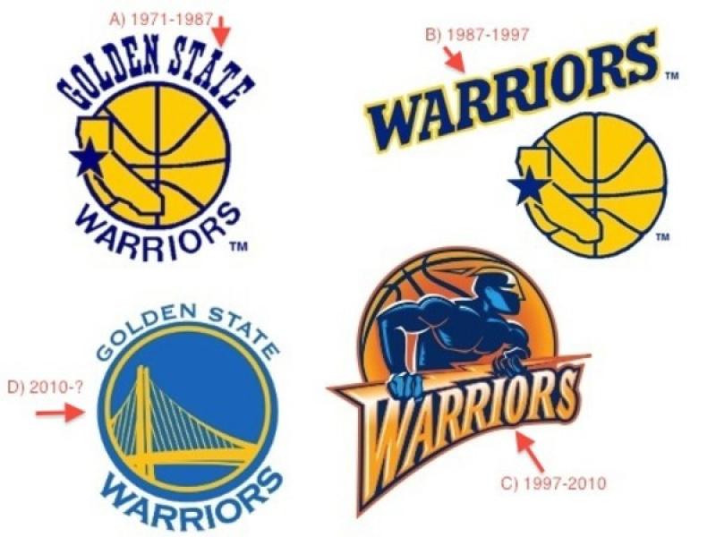 Warriors Oakland Tree Logo