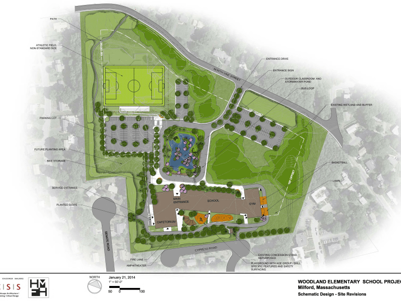 Woodland Elementary School Building Project to be