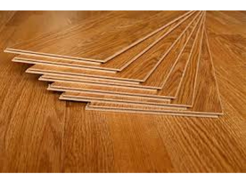 Formaldehyde in Residential Laminate Flooring  Patch