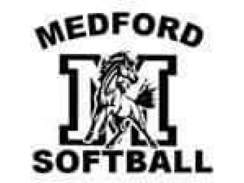 Medford Youth Girls Softball Yankee Candle Fundraising