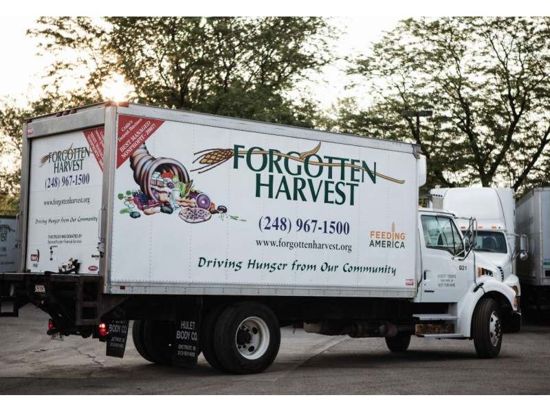 Forgotten Harvest Launches 25th Anniversary Raffle; Ticket Purchase Feeds Hungry, Provides Chance to Win 2015 Jeep(R) Grand Cherokee, Cash