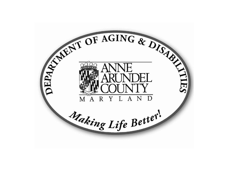 Anne Arundel County Department of Aging and Disabilities