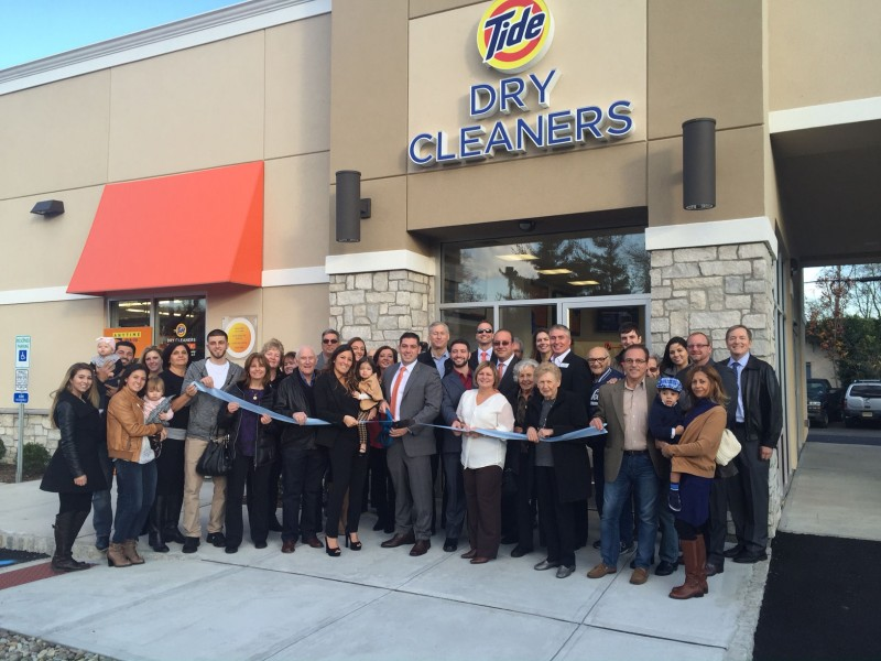 New Tide Dry Cleaning Store Opens In Millburn Area