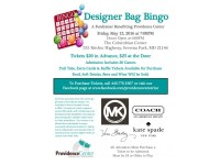 Designer Bag Bingo Fundraiser to Benefit Providence Center ...