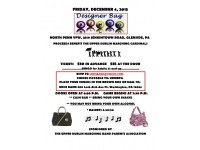 Designer Bag Bingo 12/4 North Penn VFW Upper Dublin ...