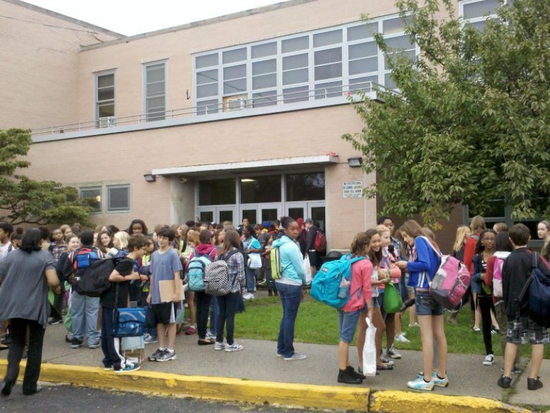 Middle School Warns of Suspected Pertussis Case  South