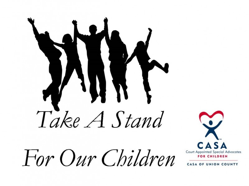 CASA of Union County---Take A Stand for Our Children