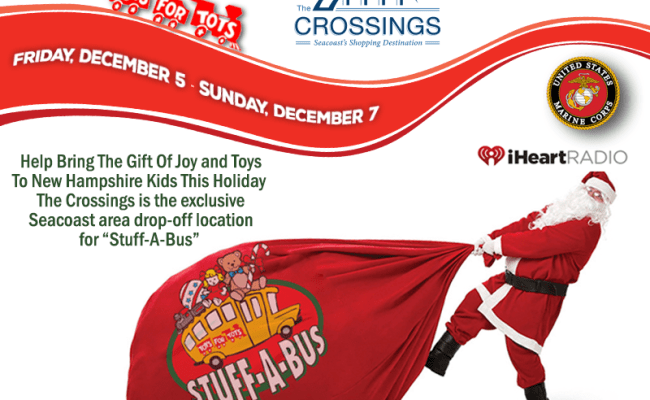 Toys For Tots Stuff A Bus 12 5 12 7 Portsmouth Nh Patch