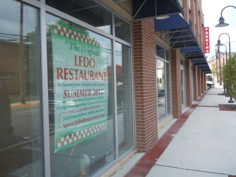 Ledo Restaurant to Open in MidAugust  College Park MD Patch