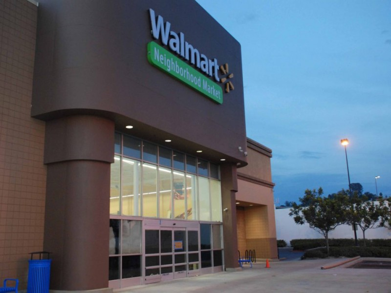 La Mesa Walmart Grocery Store Will Be the First in San