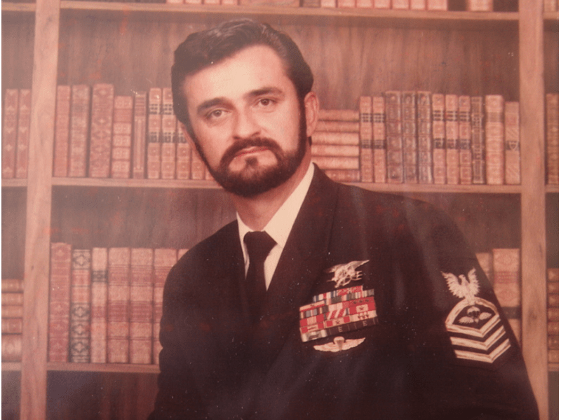 Decorated Navy SEAL Vietnam Veteran Carried to Final