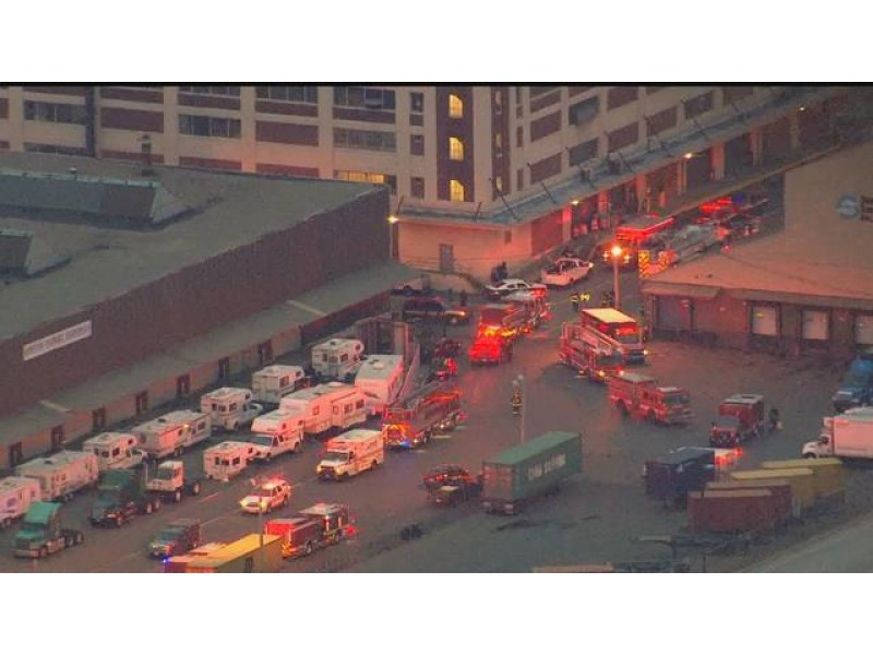 Boston Ammonia Leak: One Worker Dead