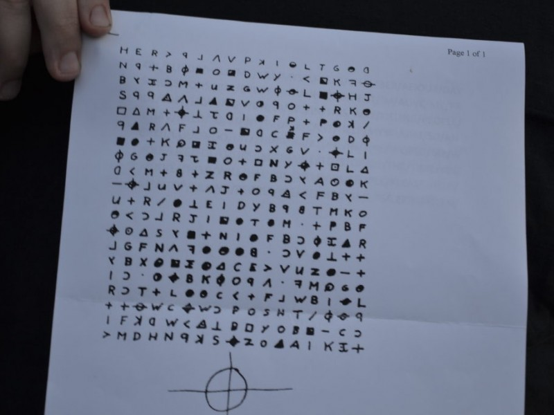 As covered in a previous article 'born on august 3rd,' it was argued that the killer had no identity or pseudonym to reveal to us before august 3rd 1969, because he hadn't yet assigned one to himself. Has the Code of The Zodiac Killer Been Cracked? - Foster ...