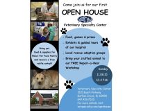 Veterinary Specialty Center to Host Open House and Pet ...