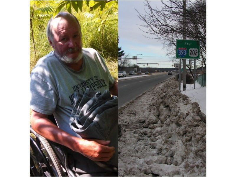 Homeless Man Struck on I-393 Passes Away