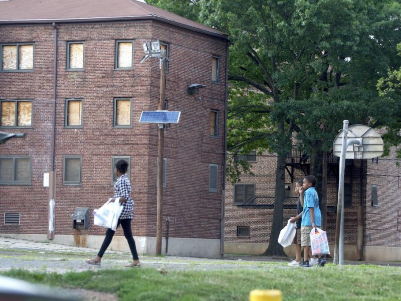 Residents Wonder About the Fate of Seth Boyden  Newark