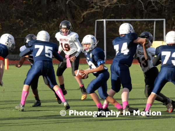 Playoff Sunday Framingham Youth Football and High School