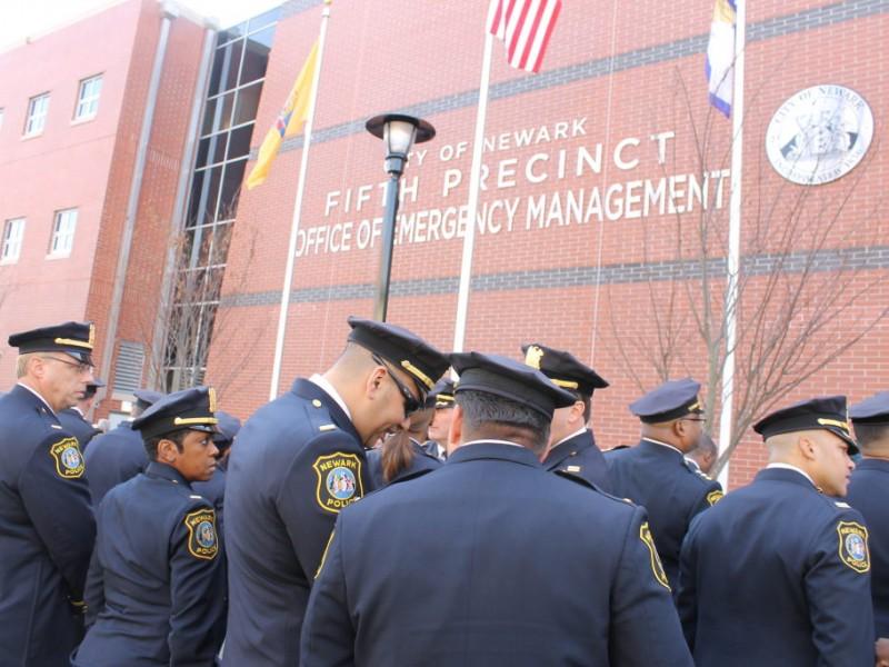 Newark Police Department Opens New Headquarters  Newark