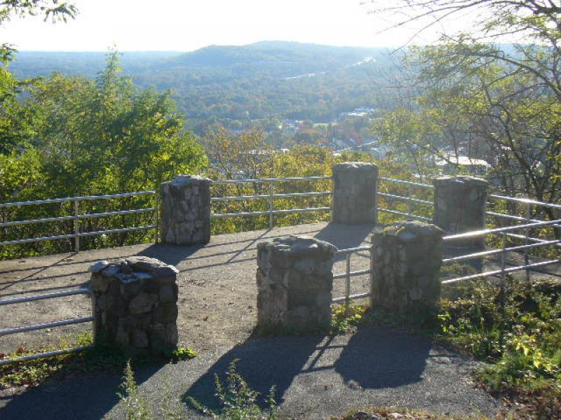 Walk in the Park Scenic Reservation Overlooks  South