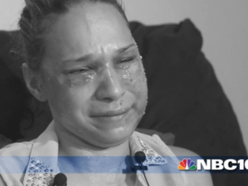 WATCH South Jersey Woman Who Beat CoWorker in Front of Son