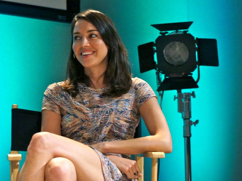 Parks and Recreation's Aubrey Plaza: Is Muncie Real?