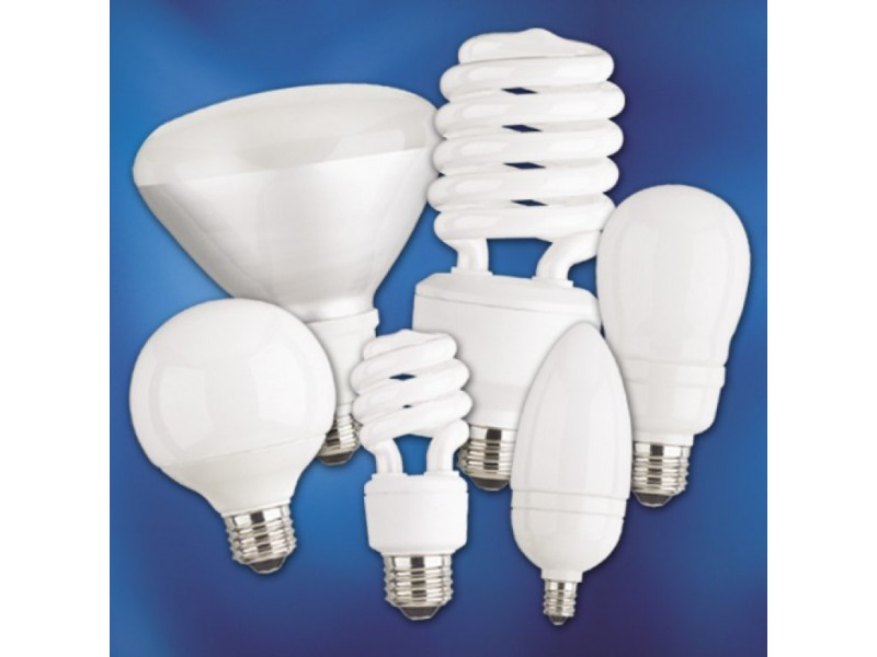 Recycle Fluorescent Light Bulbs