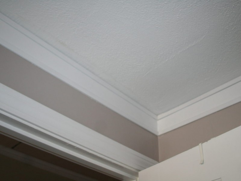 Faux Crown Molding is Cheap  Easy  Woburn MA Patch