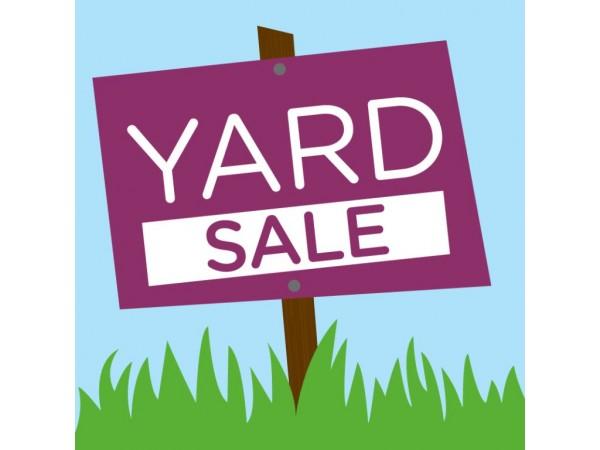 Yard Sales Near Me Today