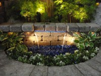 Going with the Flow: Backyard Waterfalls Add Beauty and a ...