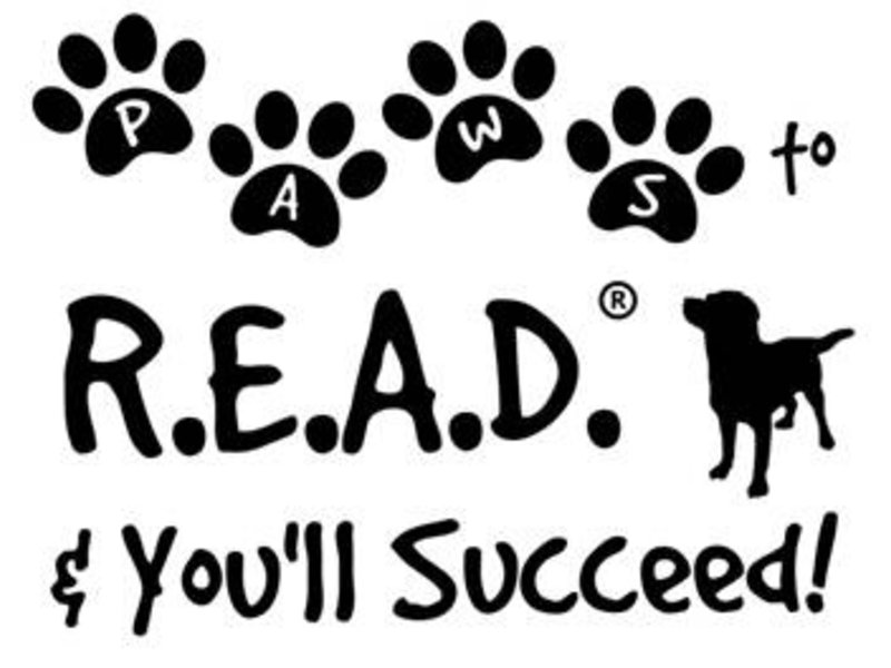 Paws to R.E.A.D. and You'll Succeed! @ the Milford Public