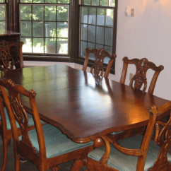 Kids Arm Chairs Half Circle Chair Drexel Heritage Dining Room Set - $3,500 Sewickley, Pa Patch