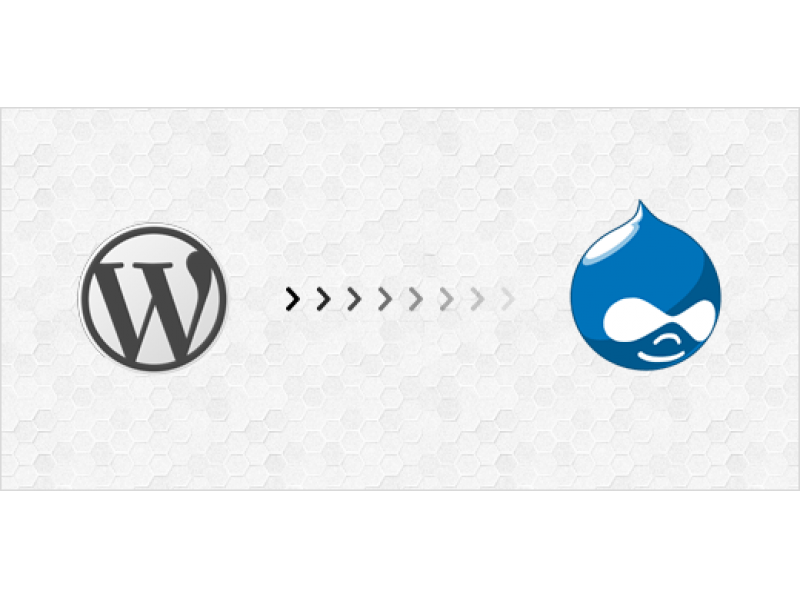 Drupal to WordPress Migration @ PHPDevelopmentServices