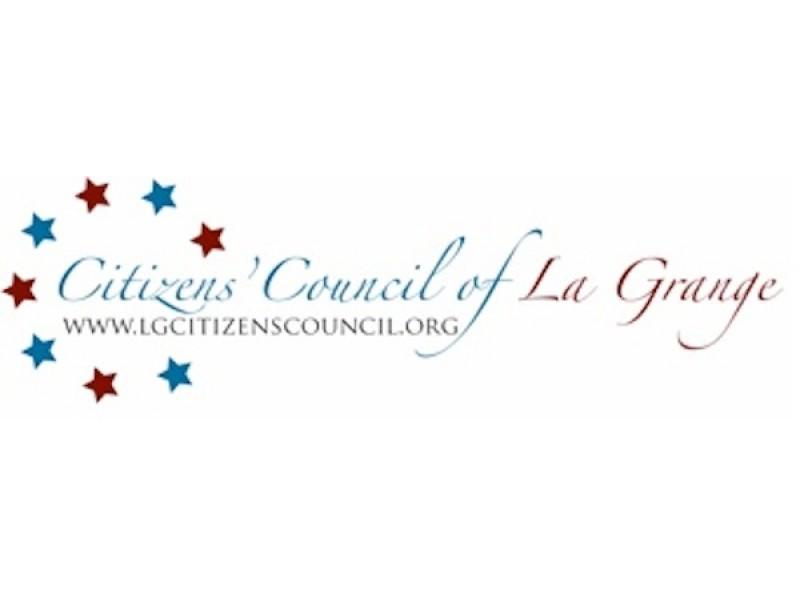 Citizens' Council of La Grange to Discuss Public Works
